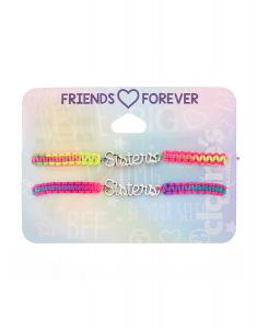 Claire`s Novelty Jewelry Best Friends Set Bratari 46003