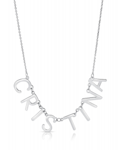 Bijuterie Argint Letters 14251FNSWSH1