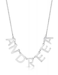 Bijuterie Argint Letters 14252FNSWSH1