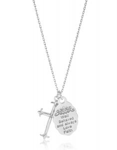 Bijuterie Argint Faith 3731FNSWSH1