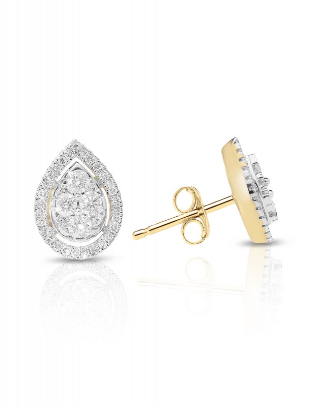 cercei Vida Essential Diamonds FI52264W-WD4YZ-MS