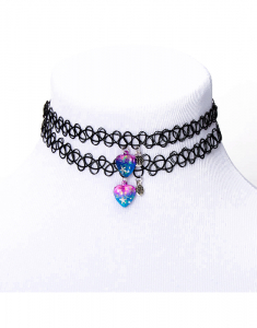 Claire`s Novelty Jewelry Set Choker Best Friends 65014