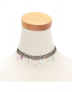 Claire`s Novelty Jewelry Choker 91540