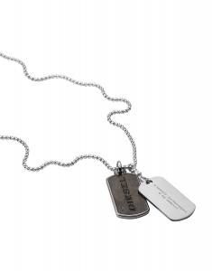Diesel Double Dog Tag DX1257040