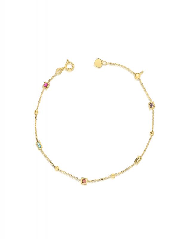 Bratari Bijuterie Aur Colors of Life BR11602Y-1-GB
