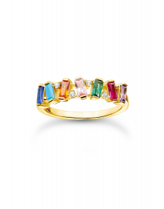 Thomas Sabo Charming Rings TR2346-488-7-54