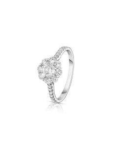 Bijuterie Aur Engagement SRD8291-W