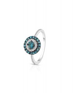Vida Colored Diamonds 11670Q-UD8WT