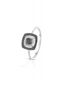 Vida Colored Diamonds 11618Q-LD8WT