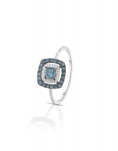 Vida Colored Diamonds 11618Q-UD8WT
