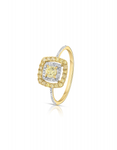 Vida Colored Diamonds 11618Q-YD8YT