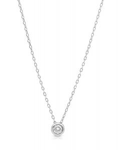 Bijuterie Argint Classic YE8570-N-CH-W