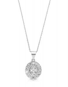 Bijuterie Argint Classic YE9116-CH-W