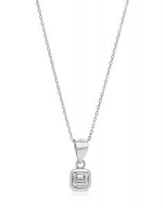 Bijuterie Argint Classic YE9962-CH-W