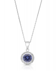 Bijuterie Argint Colour Stones TS0108-CH-BLW