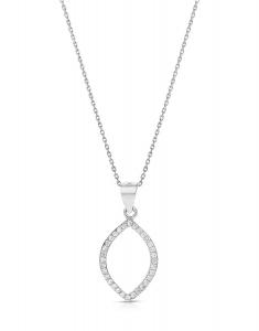 Bijuterie Argint Fashion GS9509-CH-W