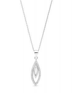 Bijuterie Argint Fashion GS9248-CH-W