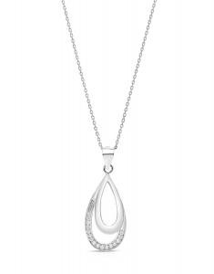 Bijuterie Argint Fashion GS9241-CH-W