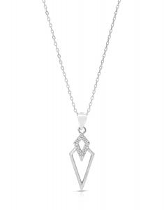 Bijuterie Argint Fashion GS9239-CH-W