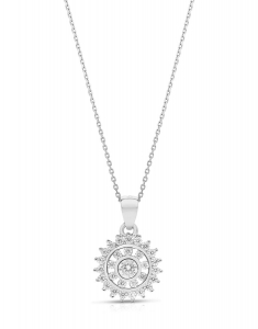 Bijuterie Argint Fashion GS9805-CH-W