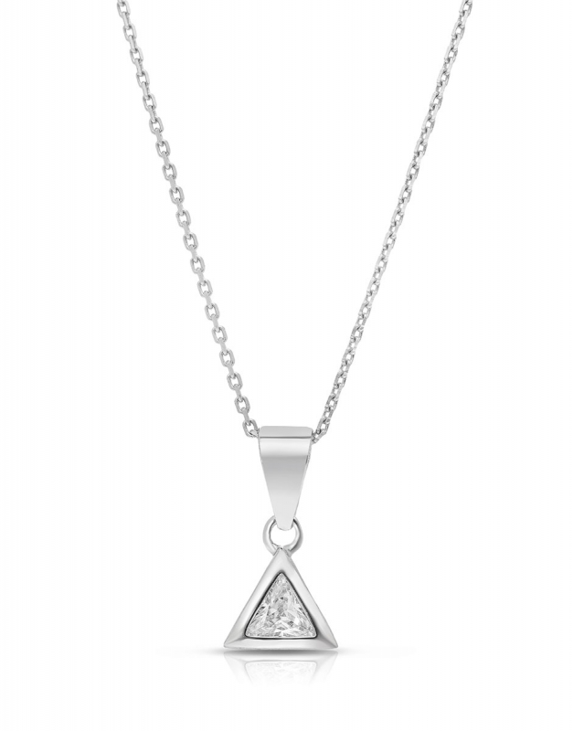Coliere Bijuterie Argint Shapes GS8952-CH-W