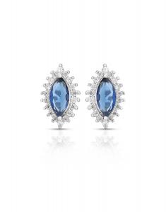 Bijuterie Argint Colour Stones E614380-EG-DBLW