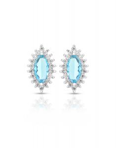 Bijuterie Argint Colour Stones E614380-EG-LT.BLW