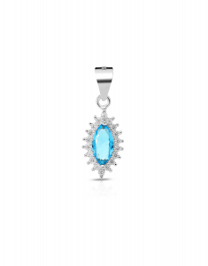 Bijuterie Argint Colour Stones E614380-PD-LT.BLW