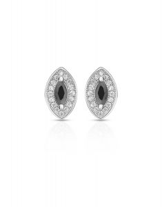 Bijuterie Argint Colour Stones E612610-EG-BKW