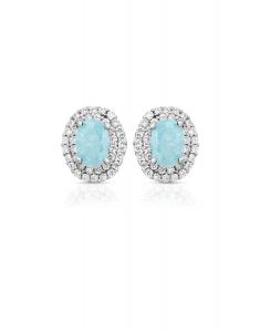 Bijuterie Argint Colour Stones E611264-EG-ISBLW