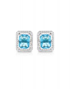 Bijuterie Argint Colour Stones E611216-EG-LT.BLW