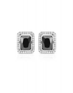Bijuterie Argint Colour Stones E611216-EG-BKW