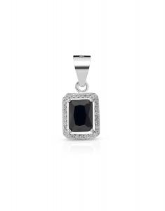 Bijuterie Argint Colour Stones E611216-PD-BKW