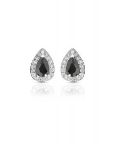 Bijuterie Argint Colour Stones E610303-EG-BKW