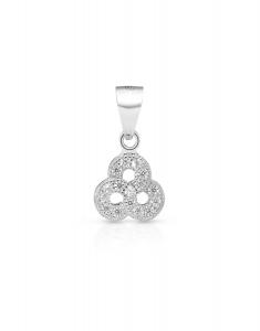 Bijuterie Argint Fashion E613140-PD-W