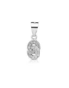 Bijuterie Argint Fashion E610837-PD-W