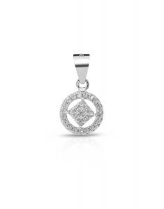 Bijuterie Argint Fashion E610645-PD-W