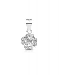 Bijuterie Argint Nature E612051-PD-W