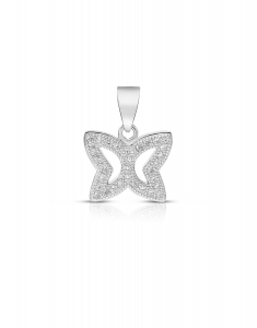 Bijuterie Argint Nature E610136-PD-W