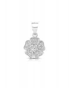 Bijuterie Argint Nature E610135-PD-W