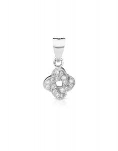 Bijuterie Argint Nature E610856-PD-W