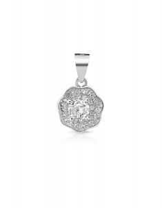 Bijuterie Argint Nature E614234-PD-W