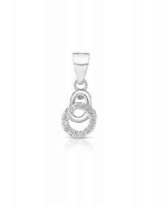 Bijuterie Argint Shapes E612091-PD-W