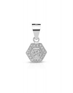 Bijuterie Argint Shapes E610747-PD-W