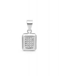 Bijuterie Argint Shapes E610625-PD-W