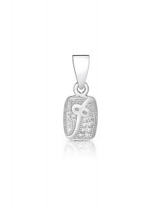 Bijuterie Argint Shapes E610746-PD-W