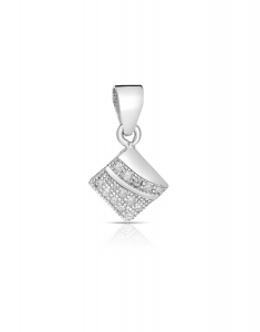 Bijuterie Argint Shapes E610817-PD-W