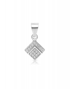 Bijuterie Argint Shapes E610818-PD-W