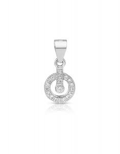 Bijuterie Argint Shapes E610827-PD-W