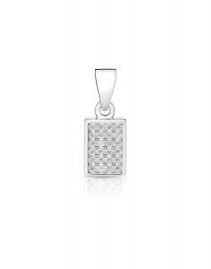 Bijuterie Argint Shapes E610642-PD-W